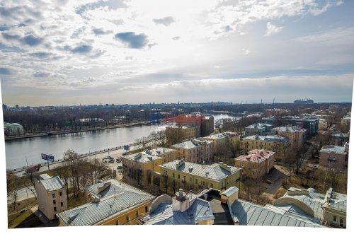 3-комнатная квартира (123м2) на продажу по адресу Савушкина ул., 36— фото 2 из 19
