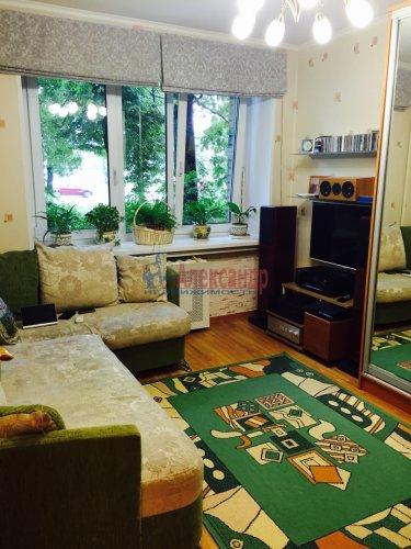 1-комнатная квартира (30м2) на продажу по адресу Народного Ополчения пр., 141— фото 4 из 13