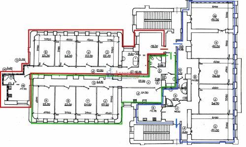 15-комнатная квартира (650м2) на продажу по адресу Восстания ул., 35— фото 4 из 11
