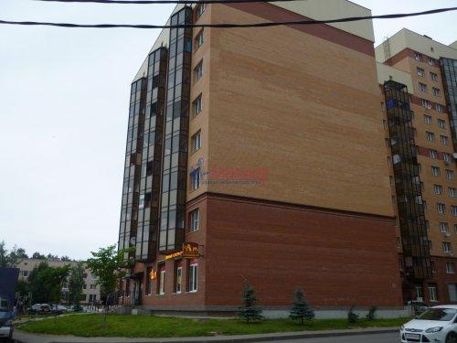 1-комнатная квартира (38м2) на продажу по адресу Всеволожск г., Колтушское шос., 44— фото 12 из 14