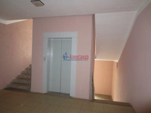1-комнатная квартира (47м2) на продажу по адресу Синявино 1-е пгт., Кравченко ул., 11— фото 13 из 18