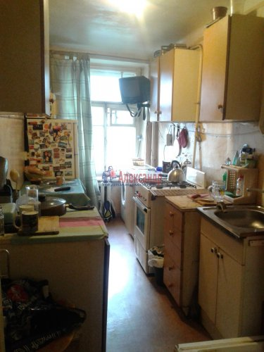 2-комнатная квартира (52м2) на продажу по адресу Рыбацкая ул., 6/8— фото 8 из 11