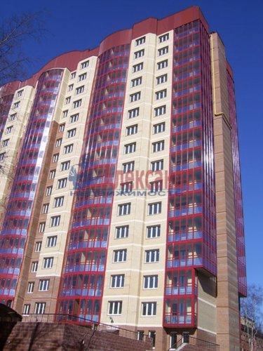 3-комнатная квартира (104м2) на продажу по адресу Ярославский пр., 14— фото 1 из 2