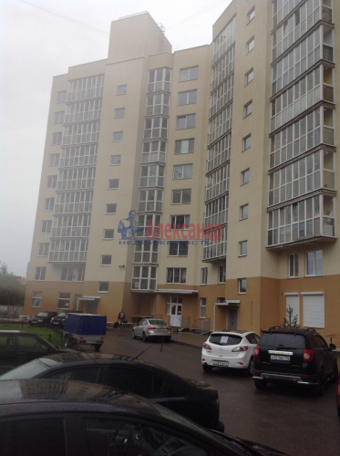 3-комнатная квартира (88м2) на продажу по адресу Янино 1-е дер., Кольцевая ул., 8— фото 1 из 11