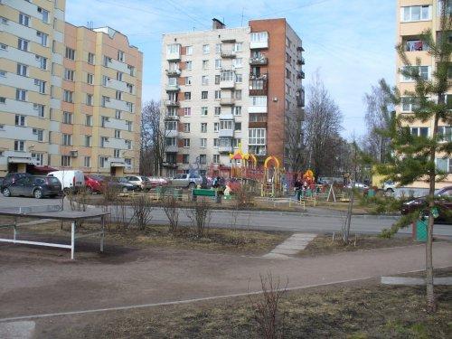 1-комнатная квартира (31м2) на продажу по адресу Пограничника Гарькавого ул., 42— фото 4 из 11