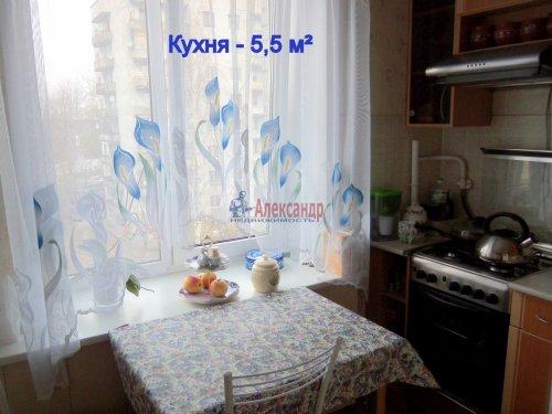 3-комнатная квартира (56м2) на продажу по адресу Выборг г., Кривоносова ул., 15— фото 4 из 13