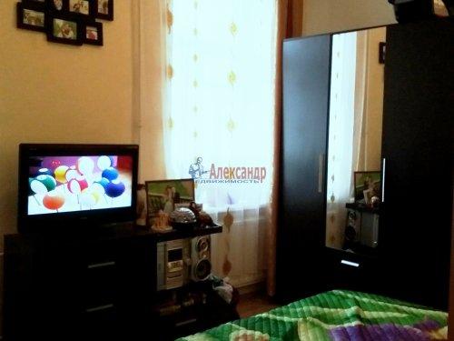 3-комнатная квартира (65м2) на продажу по адресу Пушкин г., Церковная ул., 24— фото 1 из 16