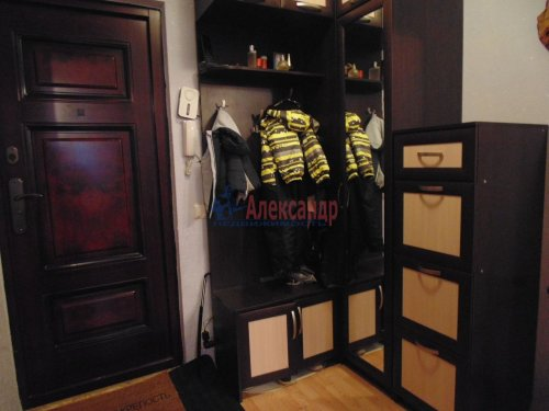 1-комнатная квартира (35м2) на продажу по адресу Парголово пос., 1 Мая ул., 107— фото 10 из 13