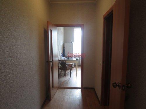 1-комнатная квартира (47м2) на продажу по адресу Синявино 1-е пгт., Кравченко ул., 11— фото 14 из 18