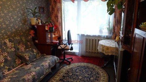 2-комнатная квартира (44м2) на продажу по адресу Гостилицы дер., Школьная ул., 6— фото 5 из 8