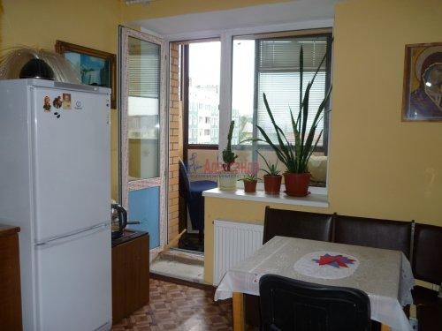 1-комнатная квартира (38м2) на продажу по адресу Всеволожск г., Колтушское шос., 44— фото 14 из 14