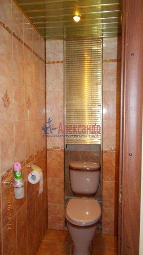 2-комнатная квартира (58м2) на продажу по адресу Всеволожск г., Ленинградская ул., 9— фото 10 из 15