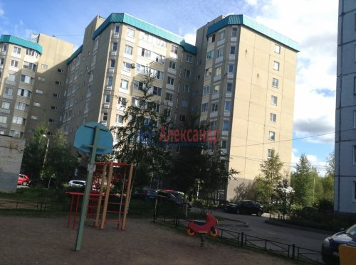 3-комнатная квартира (91м2) на продажу по адресу Сертолово г., Центральная ул., 1— фото 1 из 11