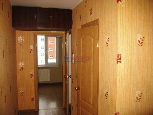 1-комнатная квартира (42м2) на продажу по адресу Шушары пос., Пушкинская ул., 26— фото 8 из 10