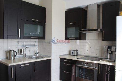 1-комнатная квартира (46м2) на продажу по адресу Науки пр., 17— фото 1 из 12