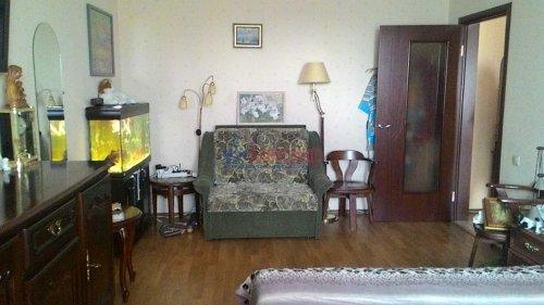 1-комнатная квартира (46м2) на продажу по адресу Науки пр., 17— фото 13 из 18