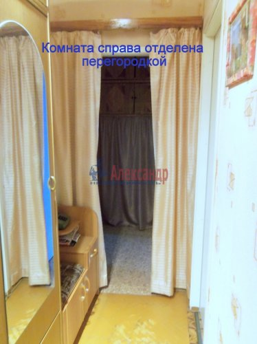3-комнатная квартира (56м2) на продажу по адресу Выборг г., Кривоносова ул., 15— фото 5 из 13