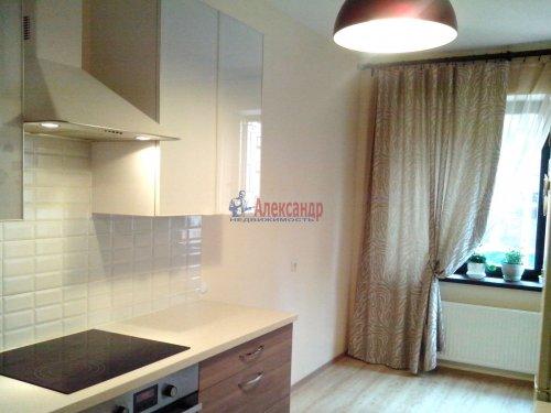 3-комнатная квартира (81м2) на продажу по адресу Мурино пос., Менделеева бул., 7— фото 7 из 24