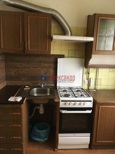 1-комнатная квартира (33м2) на продажу по адресу Кириши г., Ленина пр., 21— фото 2 из 7