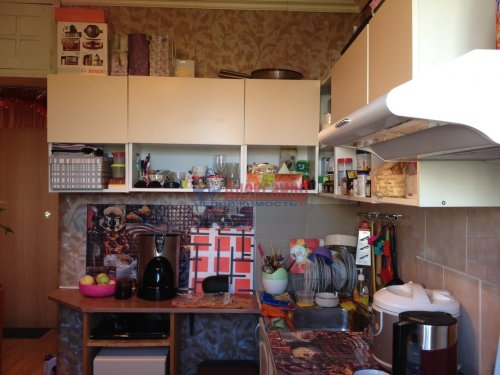 1-комнатная квартира (34м2) на продажу по адресу Кириши г., Советская ул., 22— фото 3 из 5