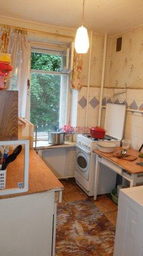 2-комнатная квартира (43м2) на продажу по адресу Пушкин г., Магазейная ул., 29— фото 6 из 9