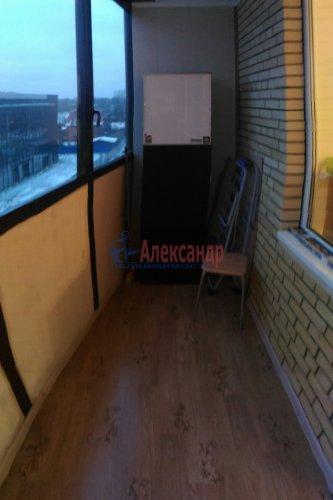 1-комнатная квартира (47м2) на продажу по адресу Новое Девяткино дер., Арсенальная ул., 2— фото 14 из 16