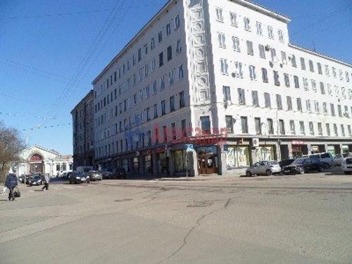 4-комнатная квартира (117м2) на продажу по адресу Выборг г., Вокзальная ул., 13— фото 1 из 22