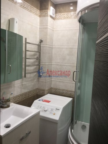 1-комнатная квартира (24м2) на продажу по адресу Орбели ул., 17— фото 6 из 13