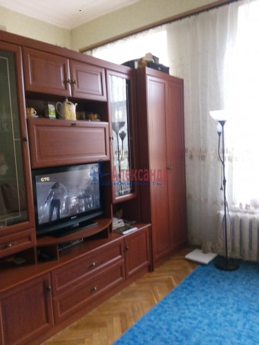 Комната в 6-комнатной квартире (205м2) на продажу по адресу Вознесенский пр., 31— фото 2 из 11