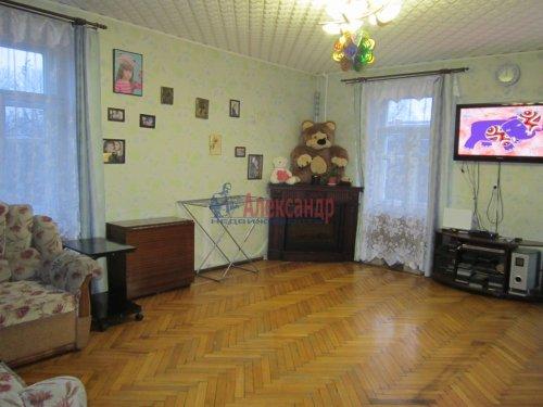 3-комнатная квартира (96м2) на продажу по адресу Петергоф г., Собственный пр., 18— фото 3 из 12