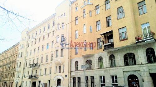 1-комнатная квартира (50м2) на продажу по адресу 10 линия В.О., 43— фото 14 из 15