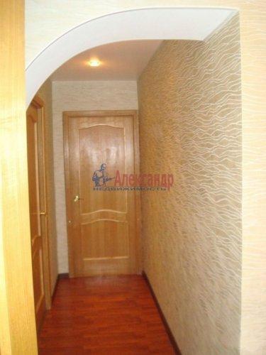 2-комнатная квартира (51м2) на продажу по адресу Пушкин г., Генерала Хазова ул., 5— фото 4 из 4