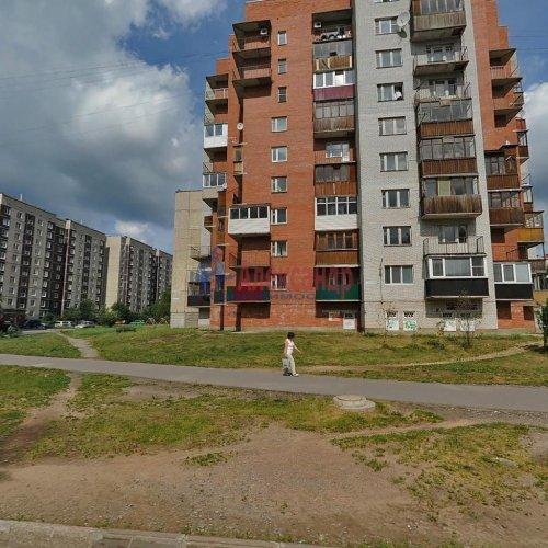 1-комнатная квартира (46м2) на продажу по адресу Всеволожск г., Ленинградская ул., 26а— фото 1 из 10