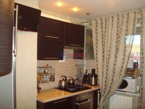 2-комнатная квартира (51м2) на продажу по адресу Пушкин г., Генерала Хазова ул., 5— фото 2 из 4