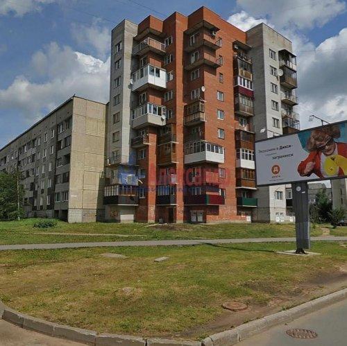 1-комнатная квартира (46м2) на продажу по адресу Всеволожск г., Ленинградская ул., 26а— фото 2 из 10