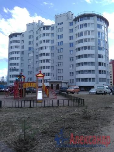 3-комнатная квартира (90м2) на продажу по адресу Всеволожск г., Доктора Сотникова ул., 9— фото 1 из 4
