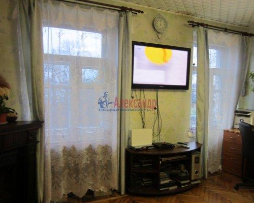 3-комнатная квартира (96м2) на продажу по адресу Петергоф г., Собственный пр., 18— фото 2 из 12