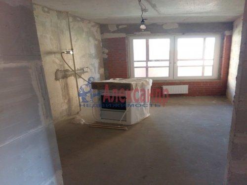 2-комнатная квартира (47м2) на продажу по адресу Мистолово дер., Горная ул., 13— фото 2 из 9