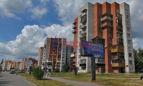 1-комнатная квартира (46м2) на продажу по адресу Всеволожск г., Ленинградская ул., 26а— фото 10 из 10