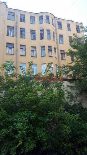 5-комнатная квартира (128м2) на продажу по адресу Каменноостровский пр., 57— фото 2 из 5