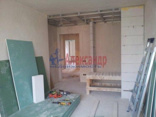3-комнатная квартира (90м2) на продажу по адресу Всеволожск г., Колтушское шос., 44— фото 2 из 5