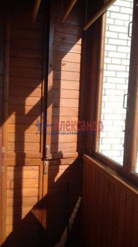 1-комнатная квартира (46м2) на продажу по адресу Всеволожск г., Ленинградская ул., 26а— фото 8 из 10