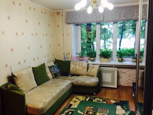 1-комнатная квартира (30м2) на продажу по адресу Народного Ополчения пр., 141— фото 5 из 13