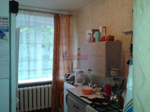 1-комнатная квартира (32м2) на продажу по адресу Кузнечное пгт., Приозерское шос., 16— фото 1 из 14