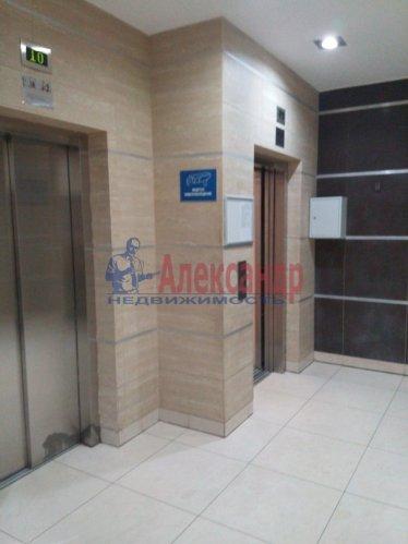 1-комнатная квартира (37м2) на продажу по адресу Бутлерова ул., 40— фото 3 из 6