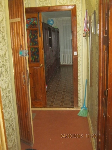 1-комнатная квартира (40м2) на продажу по адресу Ефимовский пгт., 1 мкр, 5— фото 3 из 5