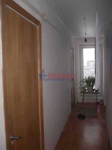 Комната в 6-комнатной квартире (105м2) на продажу по адресу Есенина ул., 22— фото 6 из 6