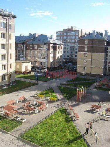 1-комнатная квартира (37м2) на продажу по адресу Всеволожск г., Центральная ул., 4— фото 8 из 10