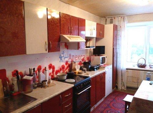 3-комнатная квартира (76м2) на продажу по адресу Гражданский пр., 118— фото 2 из 16