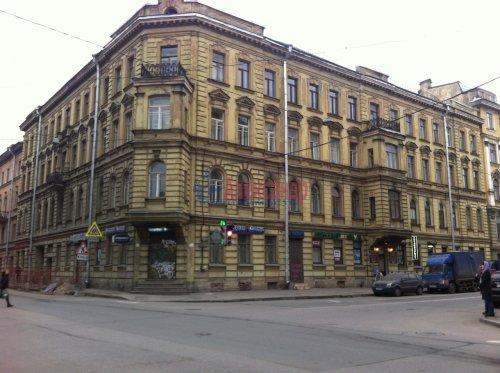 2-комнатная квартира (63м2) на продажу по адресу Некрасова ул., 39— фото 1 из 5